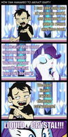 How Dan managed to abduct Rarity by Dowlphin