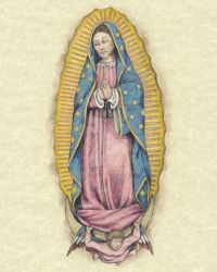 Our Lady of Guadalupe by Muko-kun