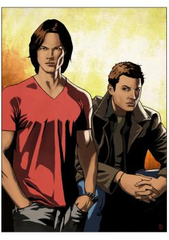 Winchester Brothers by syr1979