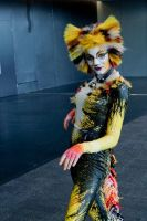 CATS-Demeter costume by XxShoneSoBrightly