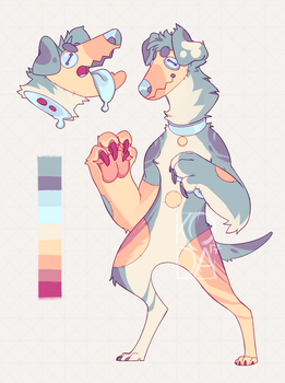Franky [ADOPT AUCTION] CLOSED by just-Koda