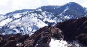 Red Rocks Panoramic by Stock-by-Kai