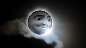 A GRUvy Eclipse by MrSneakyPhotoShop