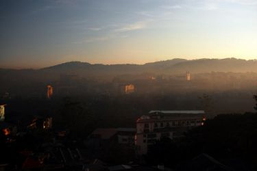 Good Morning Baguio by vin-g