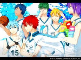 Kiseki no Sedai by mo-nochrome