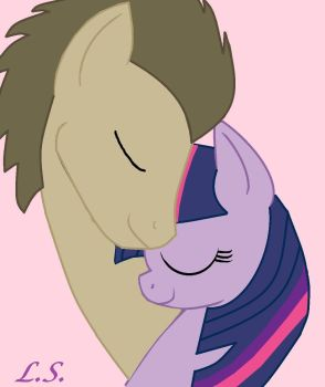Guess the parents winner prize 5 - TwiWhooves by some-pegasister