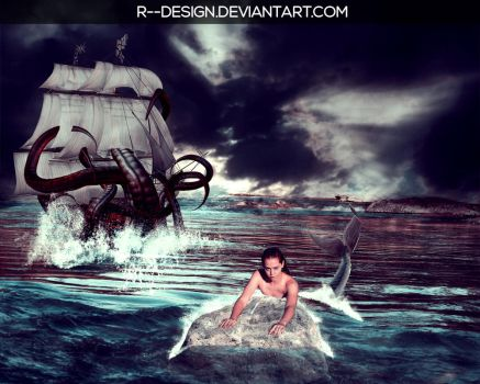 Octopus attack by R--Design