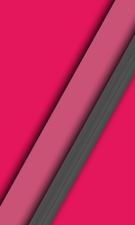 Pink lines material design wallpaper by gravitymoves
