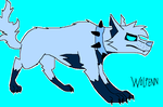 Wolpenn- Ghost Half by PoisonIVy10