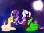 .: Moonlight Tea Party :. by ASinglePetal