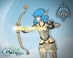 Ocra Wakfu: Athe by Lauricia-pics