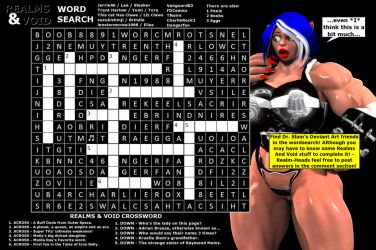Realms And Void Crossword Search 1 by EdgarSlam