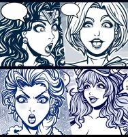 Expressions by EdgarSandoval