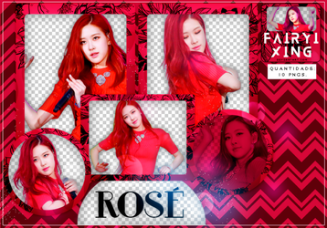 [PNG PACK #772] Rose - BLACKPINK (180622) by fairyixing