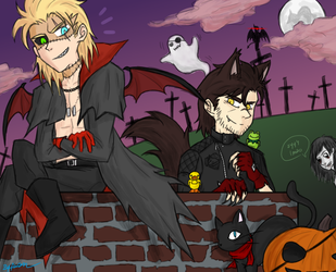 halloween 2015 by Zyfaran