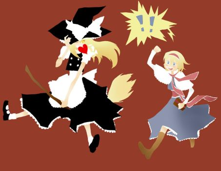 MARISA STOLE THE PRECIOUS THING by inuonlyone
