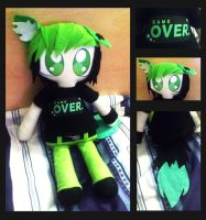 Toxic Plush - Commish by Arkeresia