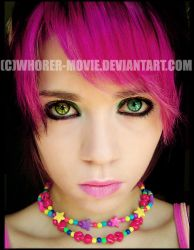 Self Portrait - Magnetic.Pink by whorer-movie