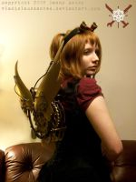 Clockwork Angel Preview 2 by VynetteDantes