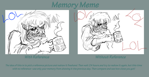 Memory Meme (with twice as much Achmed!) by ThePhantomOtaku