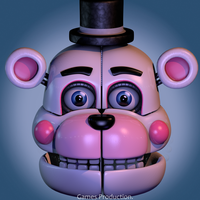 Funtime Freddy  V2  WIP (4K) by GamesProduction