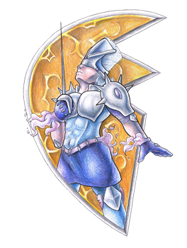 Silver Chariot Pol by Pickledsuicune