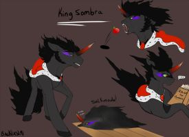 Because Sombra by Backlash91