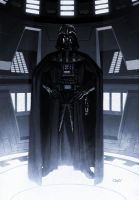 -- Lord Vader -- by yvanquinet