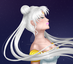 Queen Serenity by Marushi-Dracul