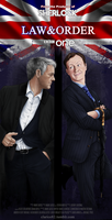 Mystrade - Law and Order by RedPassion