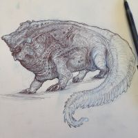 Creature Design 8 by ATouchOfConcept