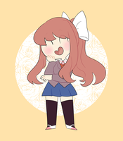 only Monika by nutifruity