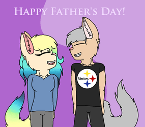 Father's Day by Scarycute567