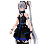 Hagane Update: Skin Shaders, Outline Color [MMD] by HandofCreation0