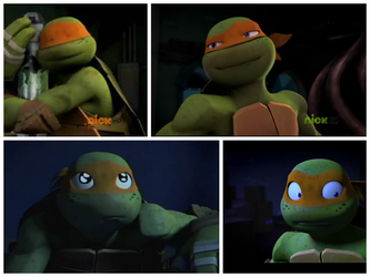 Mikey Collage by supersonic45667
