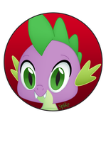 Spike Pin by BrittanysDesigns