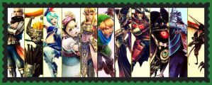 The Hyrule Warriors by TheOrderOfNightmare