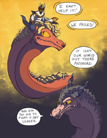 Tooth of the Worm - EPILOGUE - P2 by KelpGull