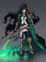 Carciphona (for patreon) by shilin