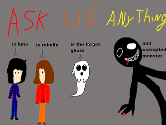 Ask Us Anything by manonminegamer