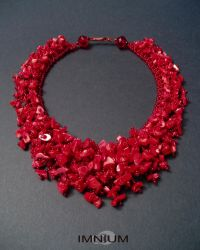 Necklace 00807 by IMNIUM