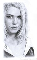 Rose Tyler by bartosanda