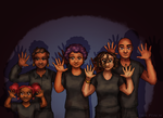 Hands Up by ErinPtah