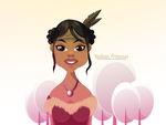 Indian princess by firmacomdesign