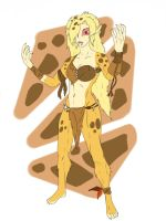 Savage Cheetara  by jjjjoooo1234