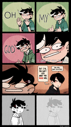 Comic 004 by Ghosticalz