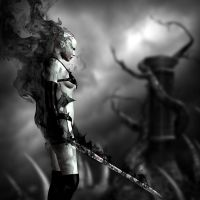 The Black Flame by Vilk42