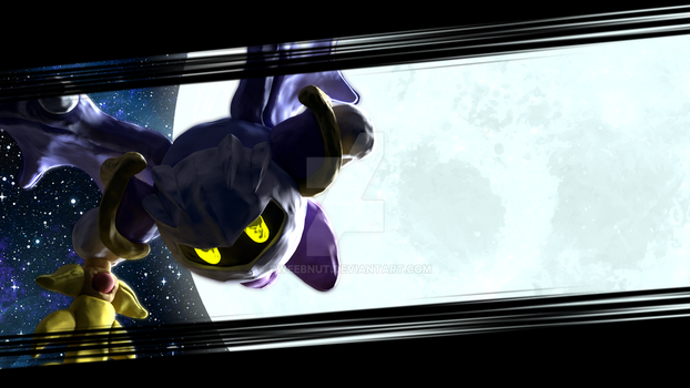 clay metaknight render by Dweebnut