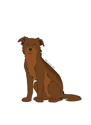 Mutt adoptable (closed) by Dogsparadise