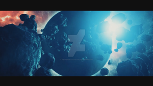 Space Environment With Aftereffect Element 3D by abhinendrachauhan